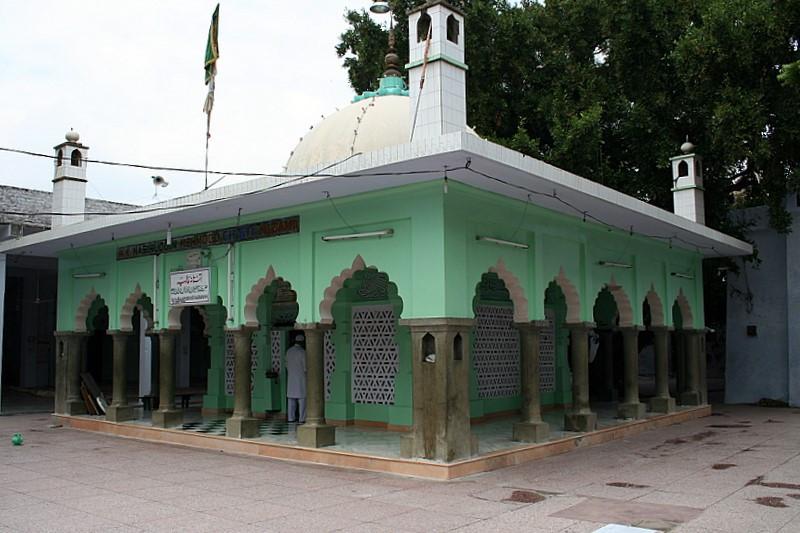 Hazrat Nasiruddin Chirag-e-Dehlavi – Aal-e-Qutub Aal-e-Syed