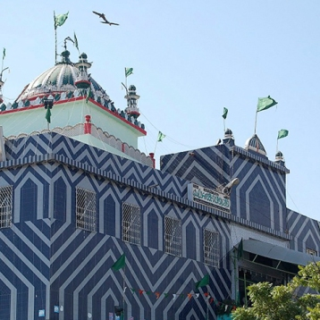 Hazrat Abdullah shah Ghazi