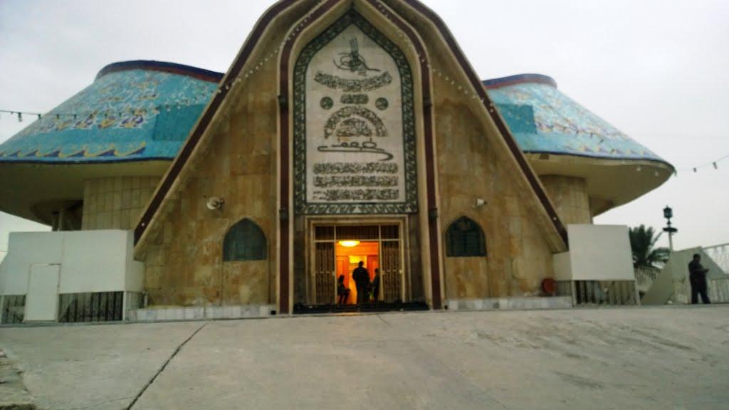 hazrat Maroof Karkhi
