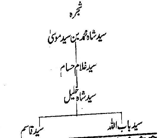 syed shah muhammad bin syed musa