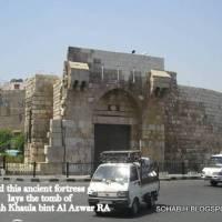 Hazrat Khaula Bint Al-Azwar(رضئ اللہ تعالی عنہ)