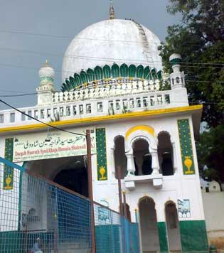 Image result for Hazrat Syed Khaja Hussain Shah Wali