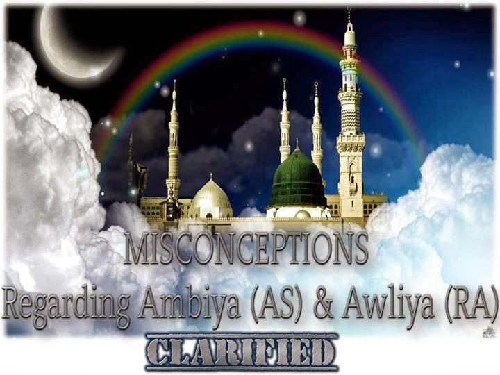 Image result for Ambiya & Awliya are Alive !!!