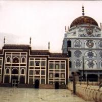Hazrat Syed Muhammad Baqa Shah shaheed r.a
