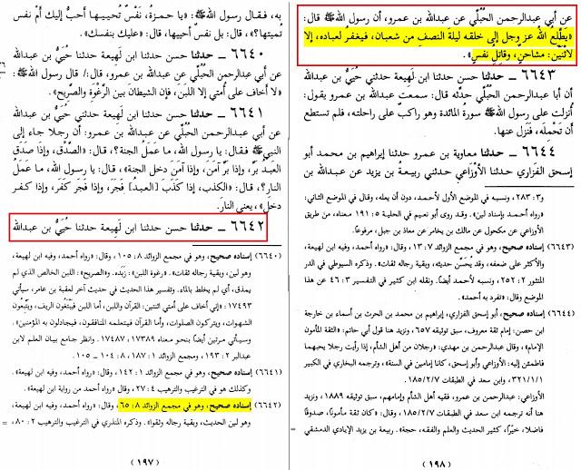 MUsnad ahmad 6642 Ahmad Shakir