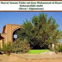 Imam AL-FAKHR AL-RAZI r.a