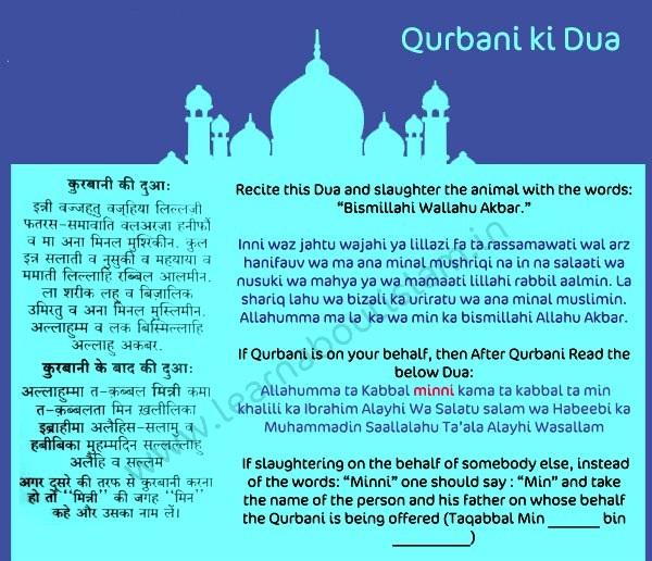 Qurbani-Ki-Dua-aur-Qurbani-ka-sahi-Sunaat-Tariqa