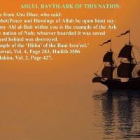 Ahel e Bait (according to Ayat e TAT'HEER and Ayat e mubahila ) and Pious Hashmie's