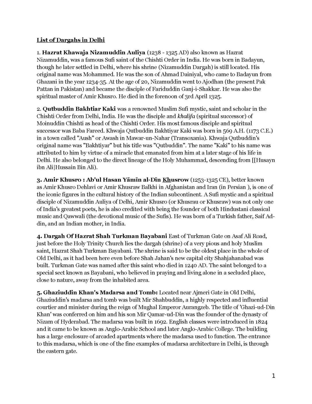 306889533-List-of-Dargahs-in-Delhi_Page_1