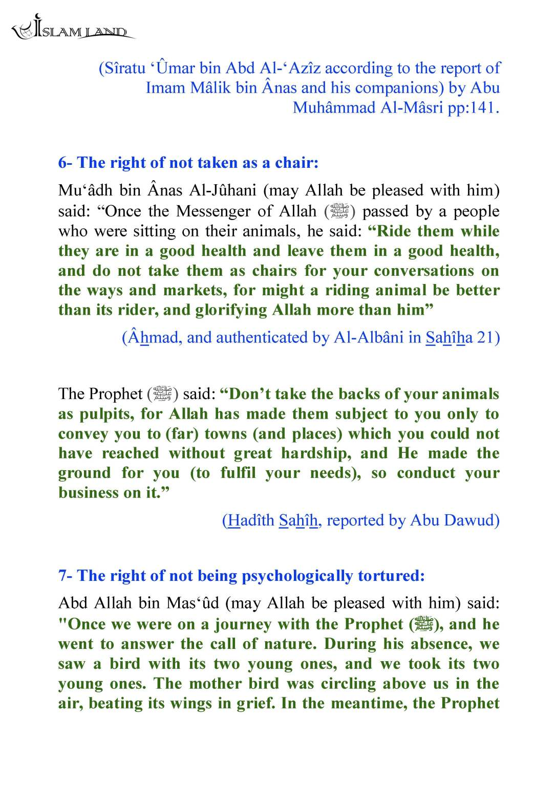 en_ANIMAL_RIGHTS_IN_ISLAMIC_CHRISTIAN_AND_JEWISH_SHARIA_LAW_Page_12