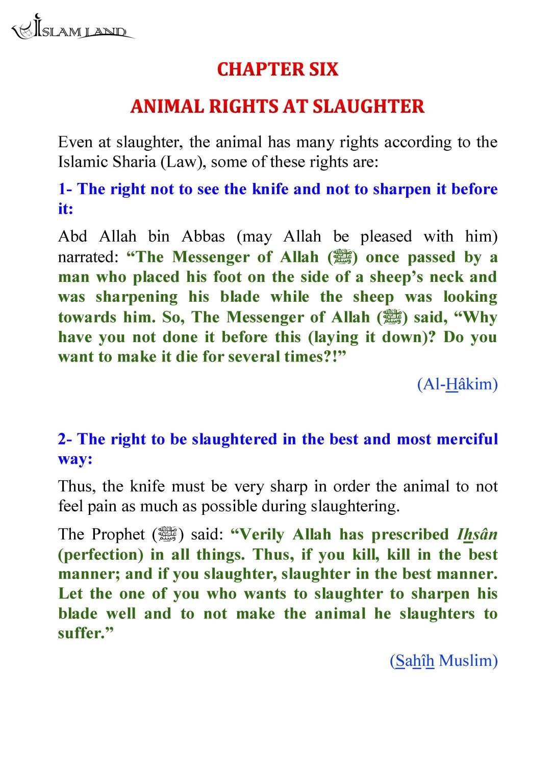 en_ANIMAL_RIGHTS_IN_ISLAMIC_CHRISTIAN_AND_JEWISH_SHARIA_LAW_Page_39