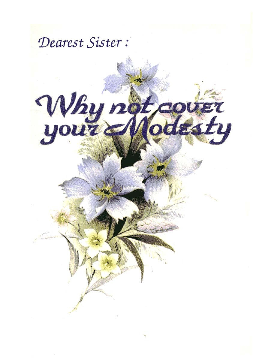 Dearest Sister - Why not Cover Your Modesty_Page_01