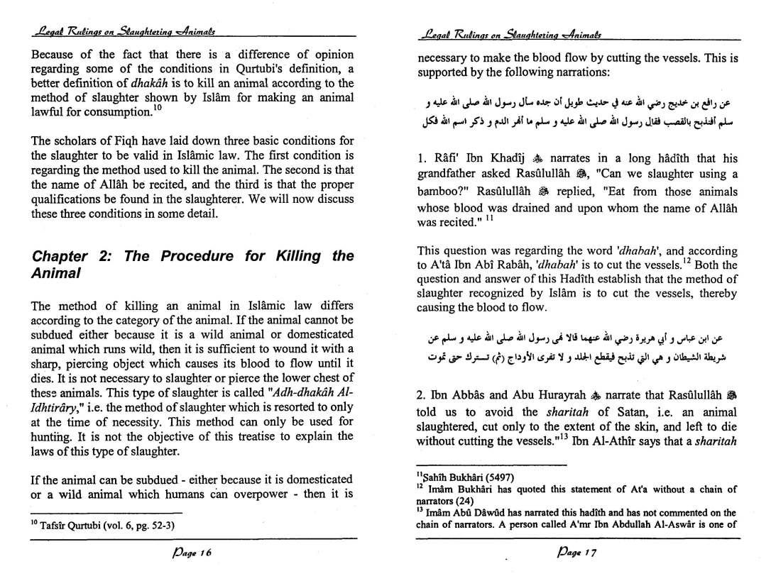 English-InIslamLegalRulingsOnSaughteredAnimal-MuftiTaqiUsmani_Page_09