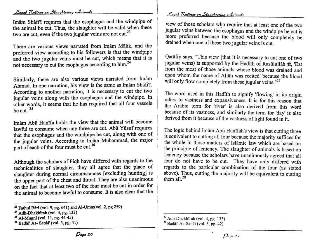 English-InIslamLegalRulingsOnSaughteredAnimal-MuftiTaqiUsmani_Page_11