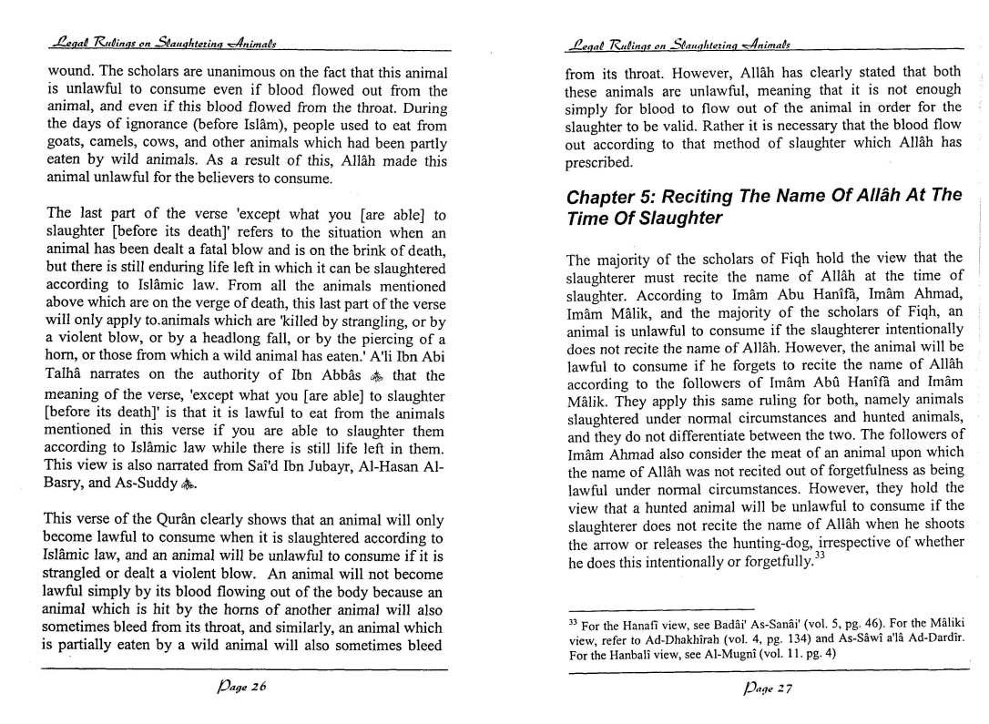 English-InIslamLegalRulingsOnSaughteredAnimal-MuftiTaqiUsmani_Page_14