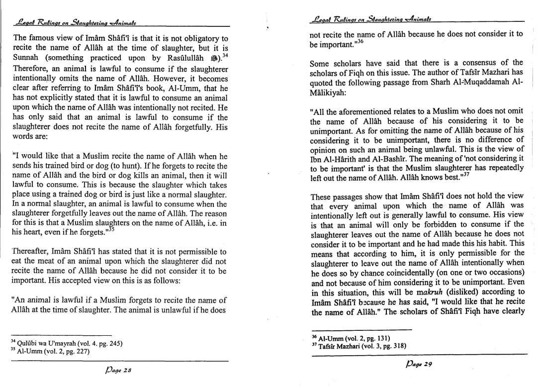 English-InIslamLegalRulingsOnSaughteredAnimal-MuftiTaqiUsmani_Page_15