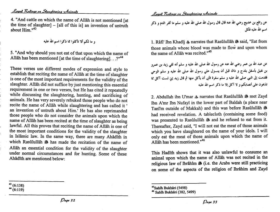 English-InIslamLegalRulingsOnSaughteredAnimal-MuftiTaqiUsmani_Page_17
