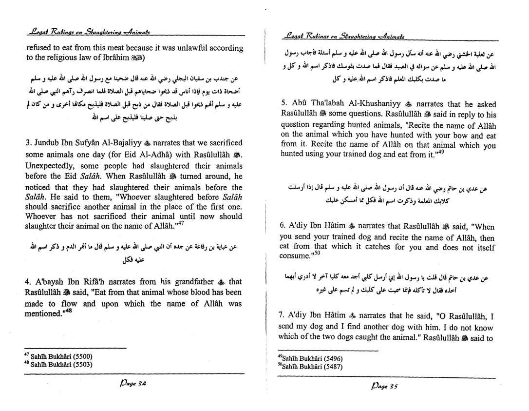 English-InIslamLegalRulingsOnSaughteredAnimal-MuftiTaqiUsmani_Page_18