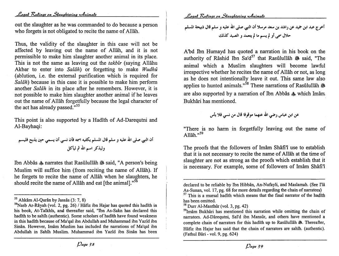 English-InIslamLegalRulingsOnSaughteredAnimal-MuftiTaqiUsmani_Page_20