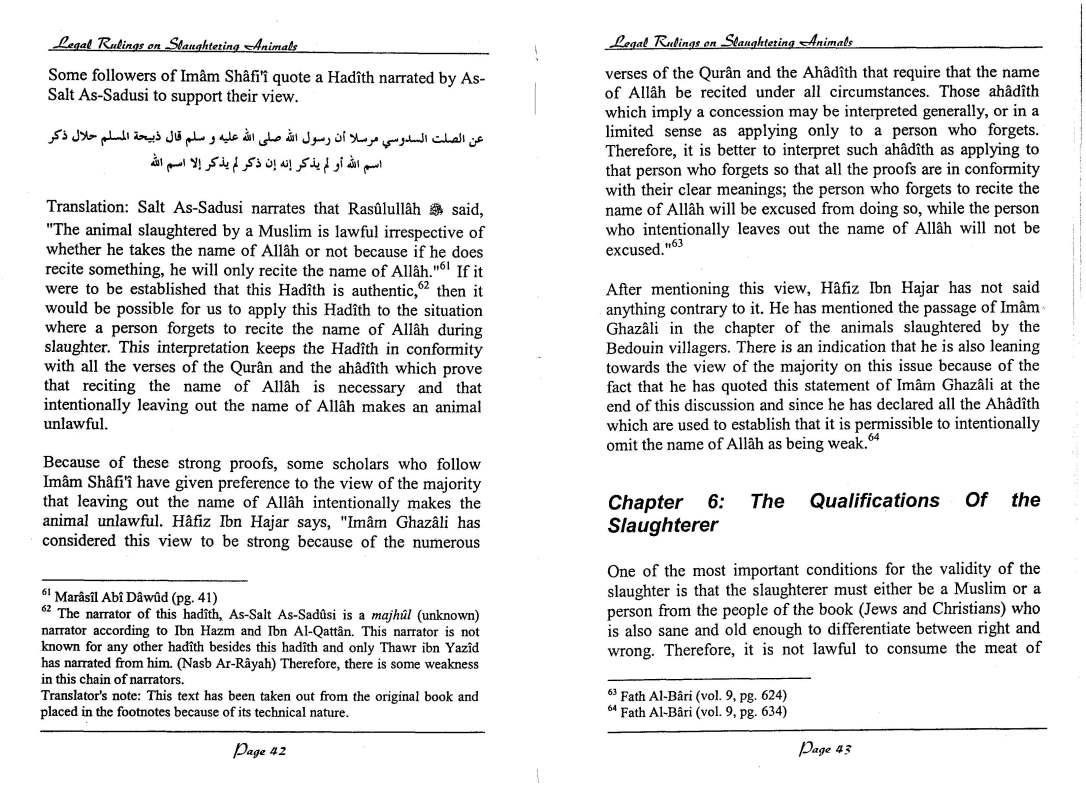 English-InIslamLegalRulingsOnSaughteredAnimal-MuftiTaqiUsmani_Page_22