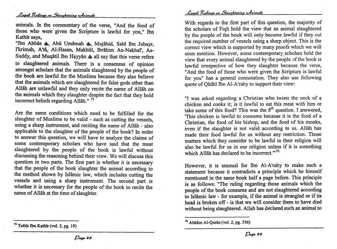 English-InIslamLegalRulingsOnSaughteredAnimal-MuftiTaqiUsmani_Page_25