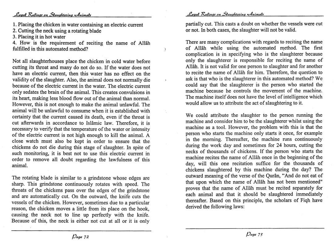 English-InIslamLegalRulingsOnSaughteredAnimal-MuftiTaqiUsmani_Page_37
