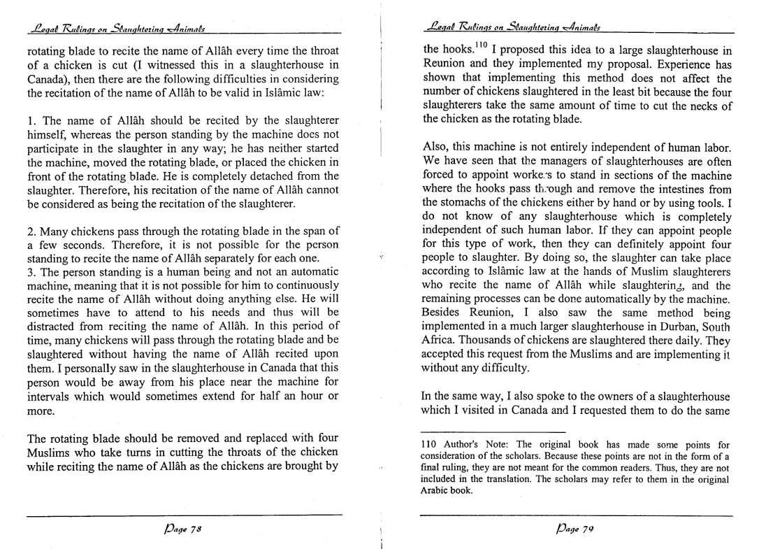 English-InIslamLegalRulingsOnSaughteredAnimal-MuftiTaqiUsmani_Page_40