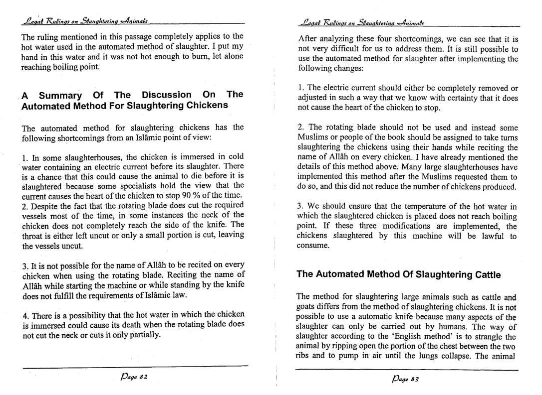 English-InIslamLegalRulingsOnSaughteredAnimal-MuftiTaqiUsmani_Page_42