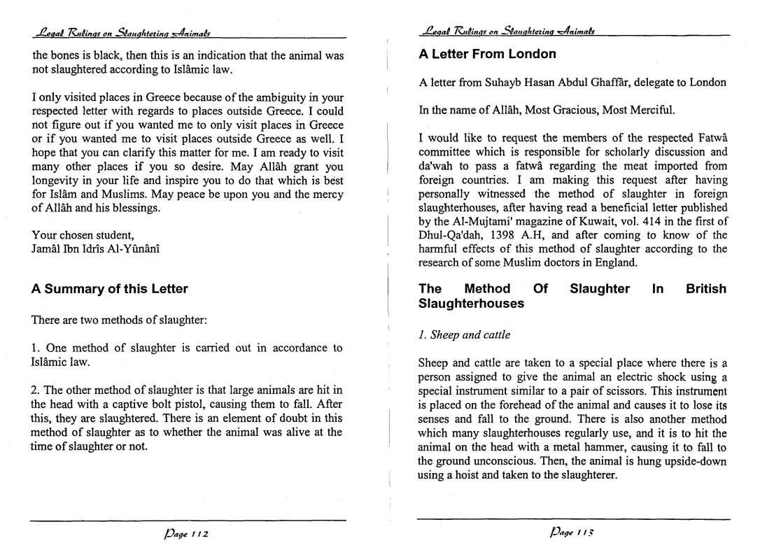 English-InIslamLegalRulingsOnSaughteredAnimal-MuftiTaqiUsmani_Page_57