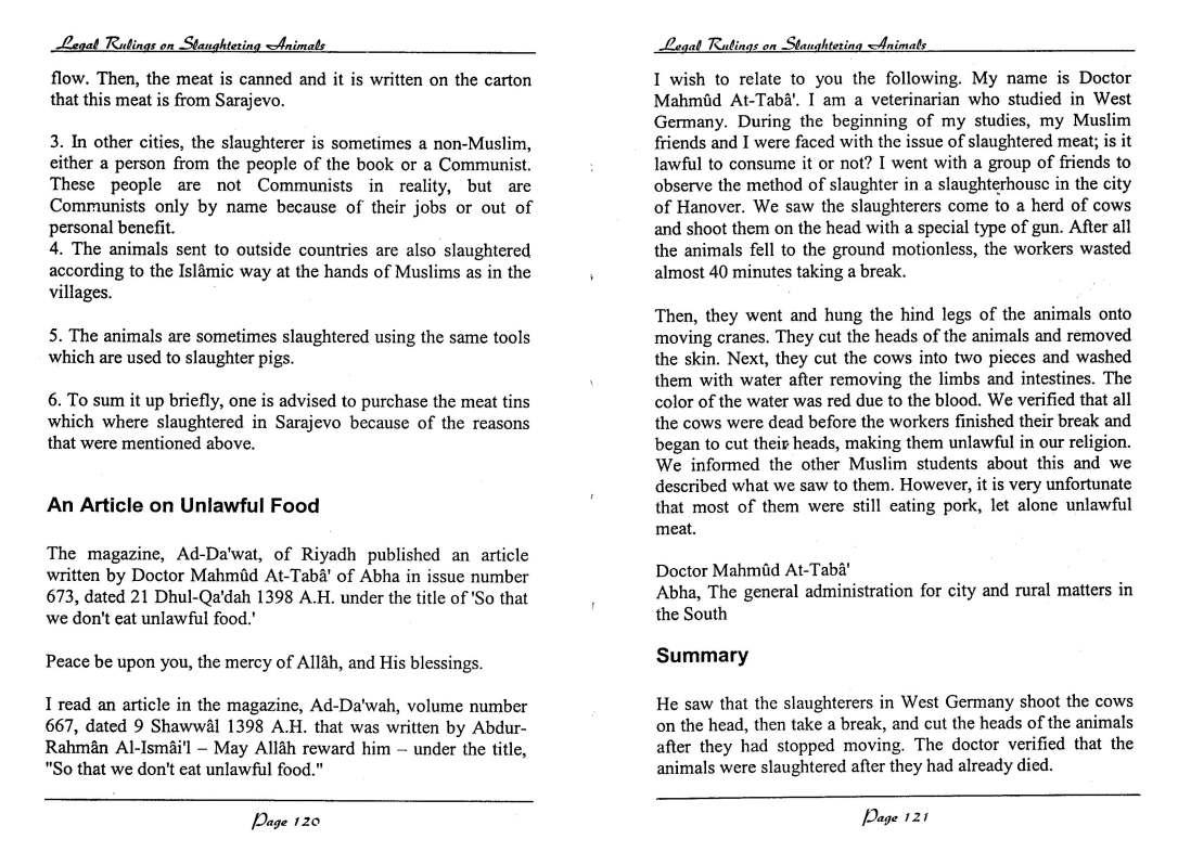 English-InIslamLegalRulingsOnSaughteredAnimal-MuftiTaqiUsmani_Page_61
