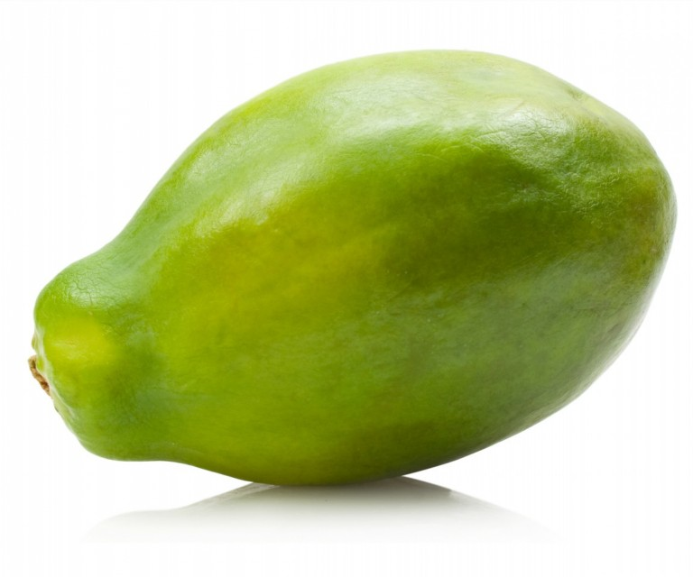Green-Papaya-Fruit-768x640