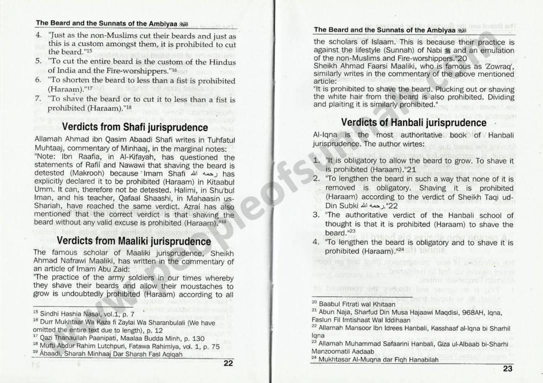 TheBeardAndTheSunnatsOfAmbiyaByMuftiSaeedAhmadPalanpuri_Page_13