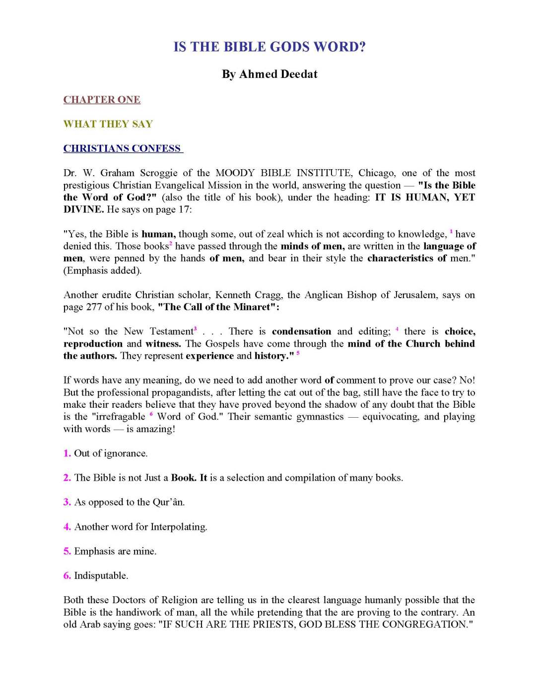 Is The Bible Gods Word [deedat]_Page_01