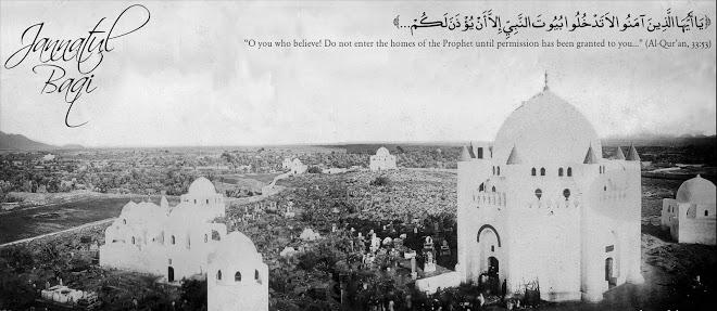 Jannatul Baqi -Salafiaqeedah
