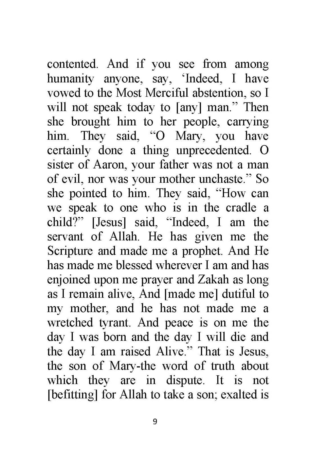 Jesus and Christianity in the Perspective of Islam_Page_13