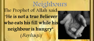 hadith-on-neighbours