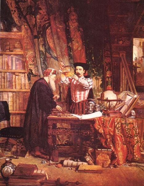 alchemist_William_Fettes_Douglas