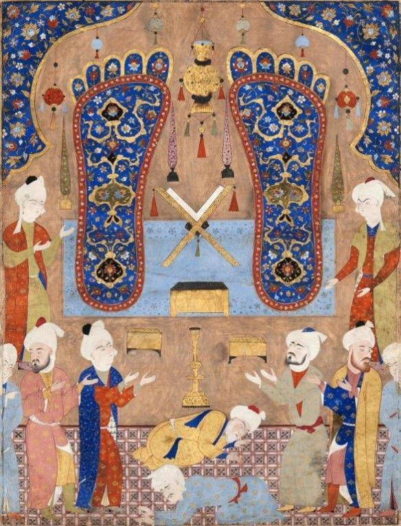scne-dans-une-mosque-au-sanctuaire-de-limam-reza_14778966756_o
