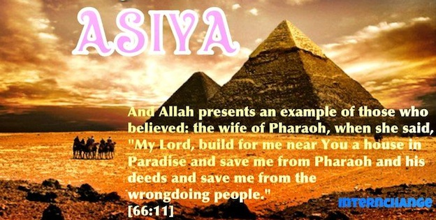 The-Story-of-Lady-Asya-the-Wife-of-Pharaoh-
