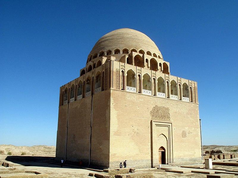 Sultan_Sanjar_mausoleum